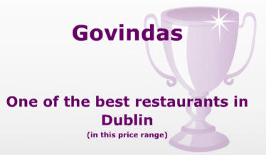 Govindas: one of the best restaurants in Dublin thumbnail