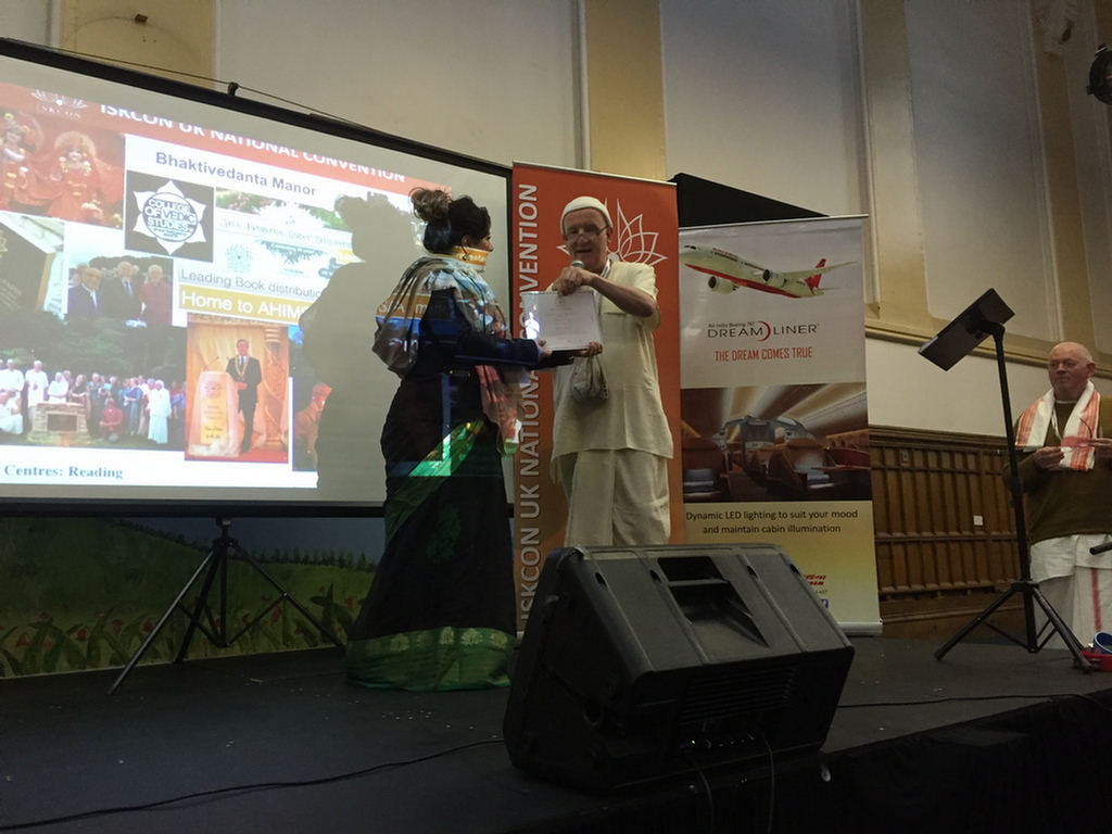 Second ISKCON UK National Convention takes place thumbnail