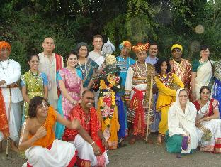 Janmashtami at Bhaktivedanta Manor thumbnail