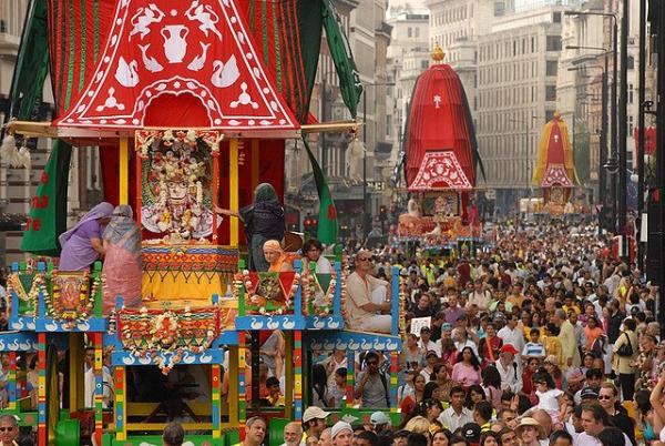 Hare Krishna Chariot Festival – London thumbnail