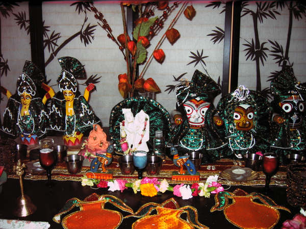 What My Deities and Home Altar Means to Me and My Appreciation of Srila Prabhupada