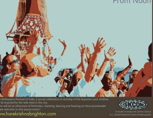 10th annual Brighton Rathayatra thumbnail