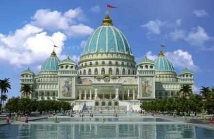 Vedic Planetarium