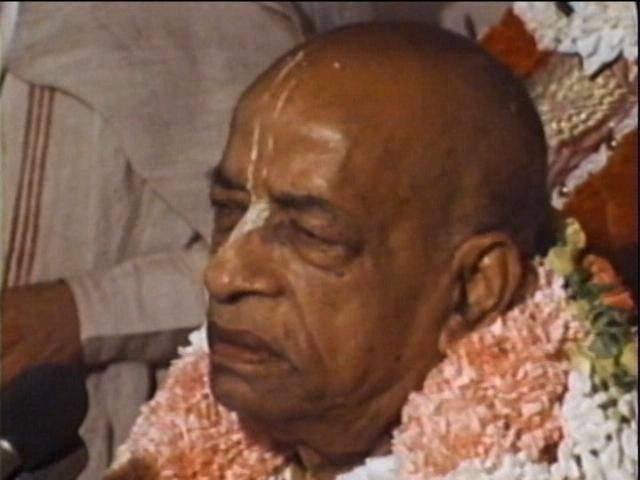 Srila Prabhupada's Disappearance Day thumbnail