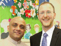 Bhaktivedanta Manor – March 2012 Newsletter thumbnail