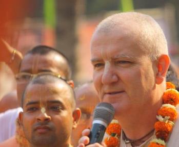 Gaura Purnima Festival Inauguration 2013 @ ISKCON Mayapur thumbnail