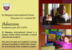Service opportunities at Sri Mayapur International School thumbnail