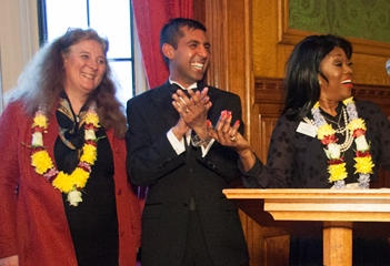 Launch of 40th Anniversary of Bhaktivedanta Manor at the House of Lords thumbnail