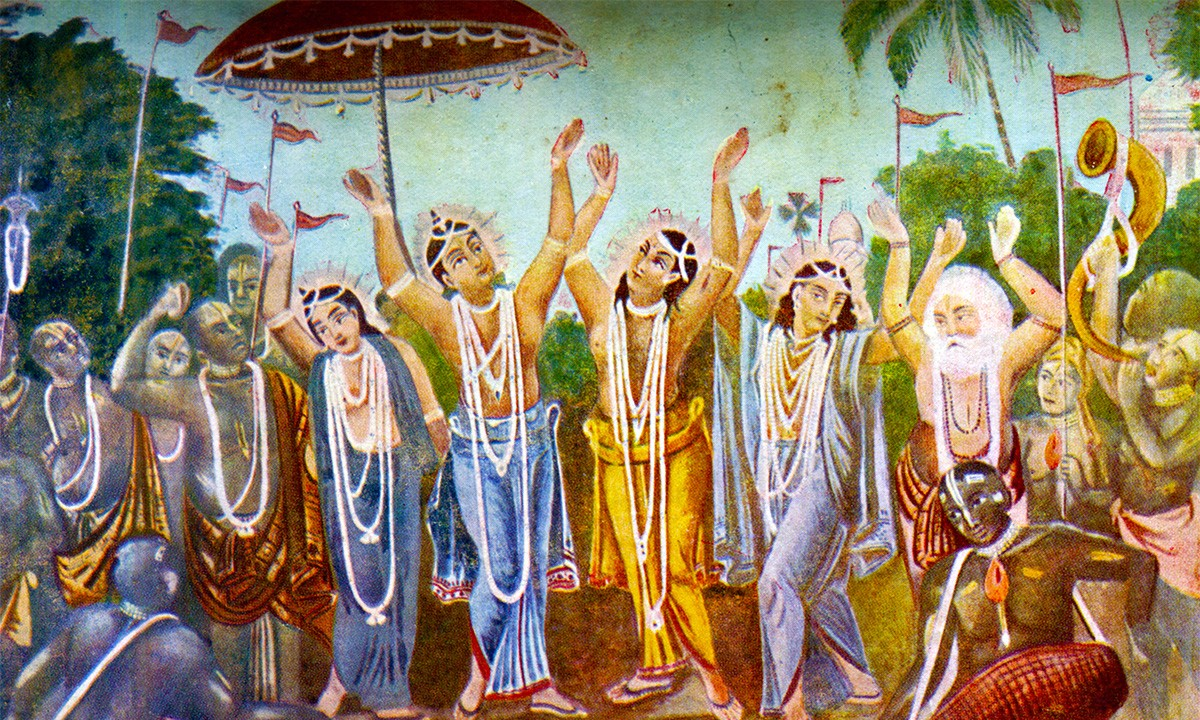 Why Chant Hare Krishna?