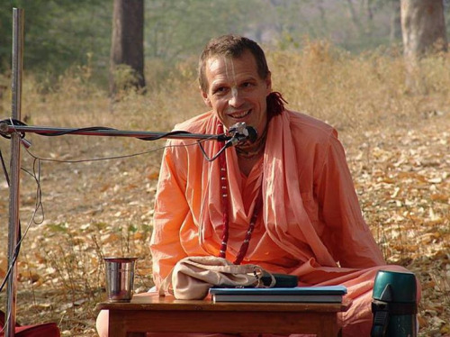 Kartik inspirations 2016 - October 29. Sacinandana Swami: As I...