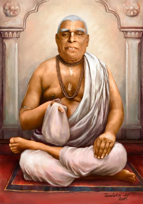 Srila Bhaktivinoda Thakura's recommendation. For a divine...