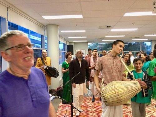 Rama Navami in Canberra, Australia (Album of photos) The dynasty...