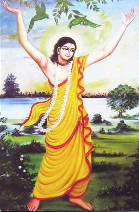 SHYAMANANDA DELIVERS THE PATHANS.