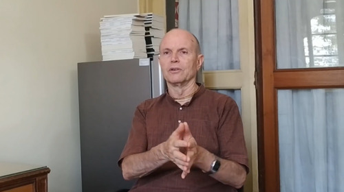 Relationships in Krishna consciousness (7 min. video)