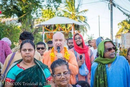 Pada Yatra by Iskcon Trinidad and Tobago 2019 (Album of...
