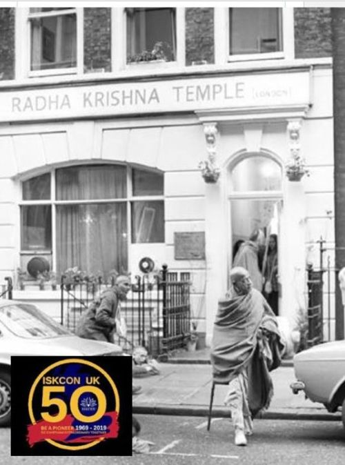 50th Anniversary of UK's first Hare Krishna Temple