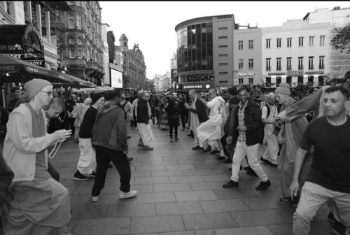 Leicester joins London for Maha Harinama Sankirtan (Album of...