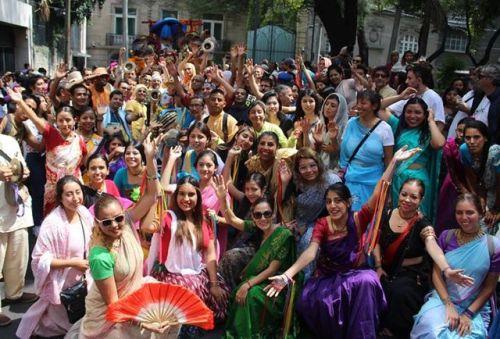 Mexico City Ratha Yatra Festival (Album of photos)